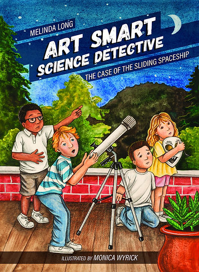 Art Smart, Science Detective