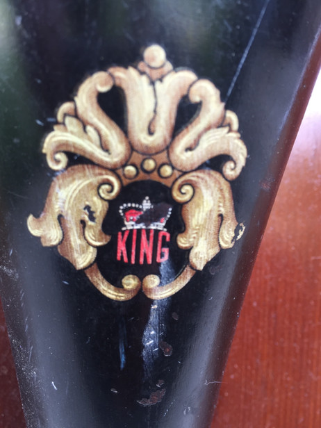 king moretone 6