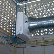 Instalación en talleres