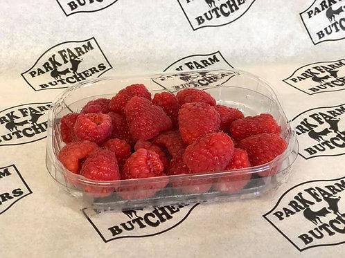 Fresh Local Raspberrys