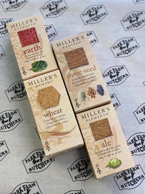 Miller's Damsel Crackers