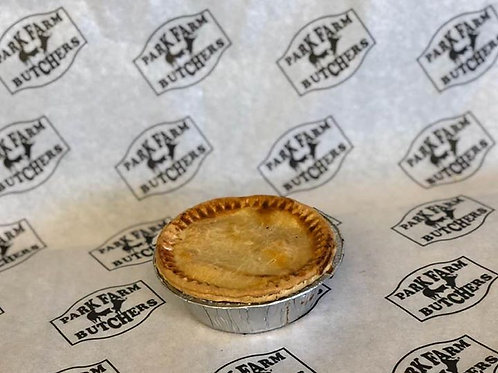 Small Steak and Ale Pie