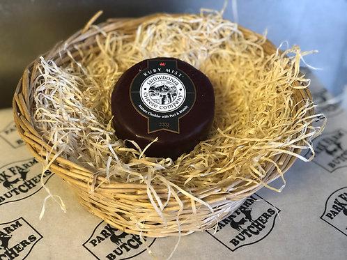 Ruby Mist Snowdonia Cheese Company