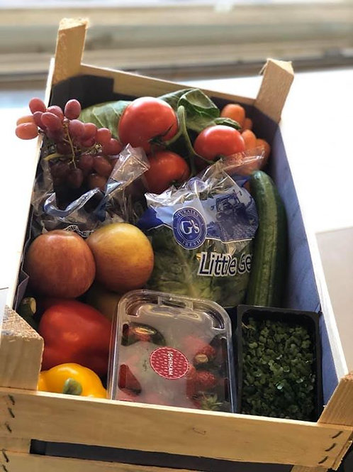 Park Farm Fruit and Vegetable Box