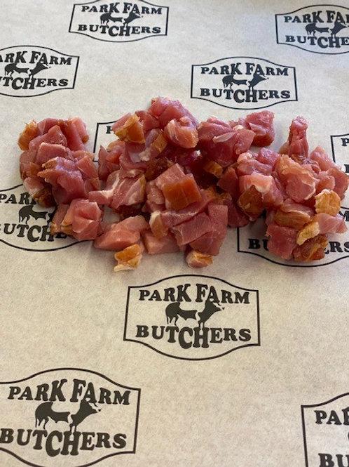 Dry Cure Smoked Bacon Lardons