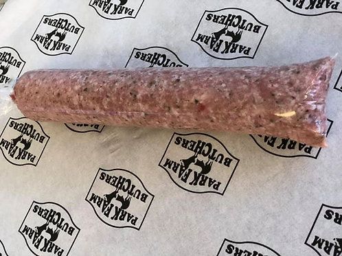 Home Made Free Range Lincolnshire Sausage Meat