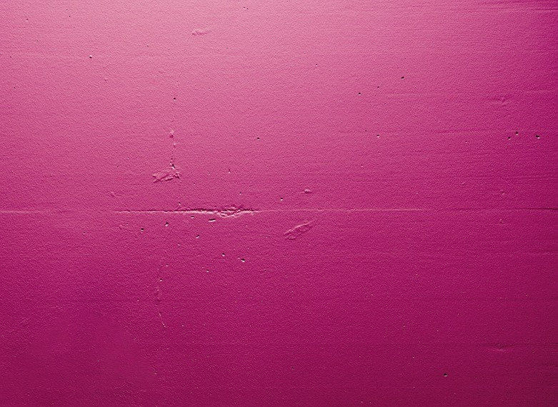 Bright pink wall background