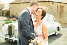 Lord Crewe Arms Wedding