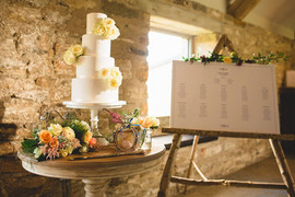 Healey Barn Cake Table
