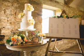 Healey Barn Cake Table