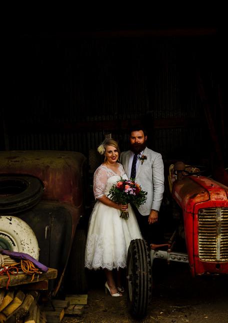 North East farm wedding by North East Wedding Planners