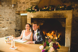 Healey Barn Eco Wedding