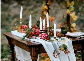 Eco and Sustainable Green Wedding
