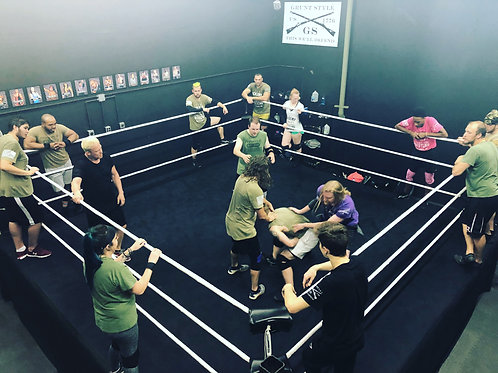 Full Tuition to The Academy: School of Professional Wrestling