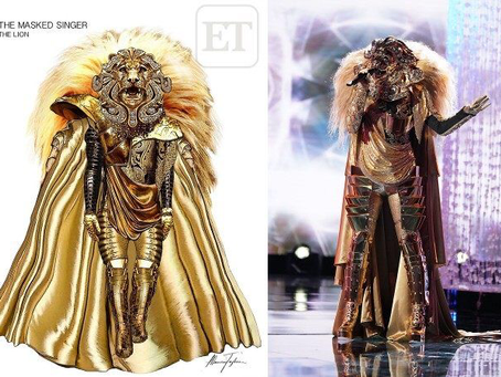 The Masked Singer: Lion