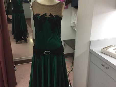 Hedda Gabler Bias Dress