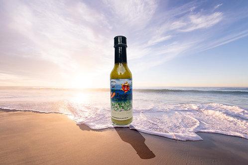 33 Peppers Island Style Datil Sunburn Sauce - Single Bottle