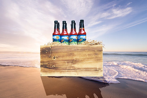33 Peppers Island Style Datil Pepper Sauce- Case (12 Bottles)