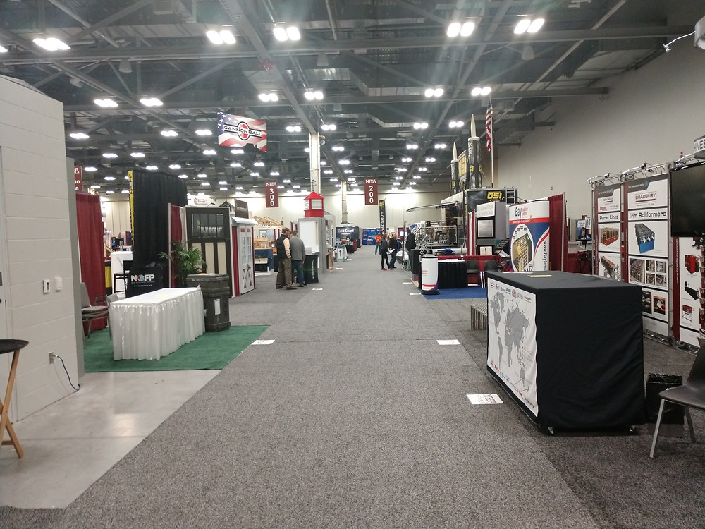 This is other vendors at NFBA EXPO