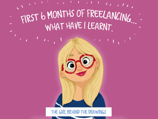 What I've learnt in my first 6 months of Freelancing...
