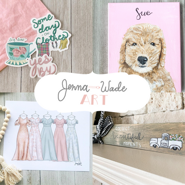 Jenna-Wade Art