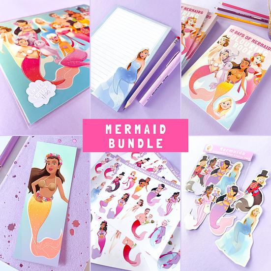 12 Days of Mermaids 2021 Bundle