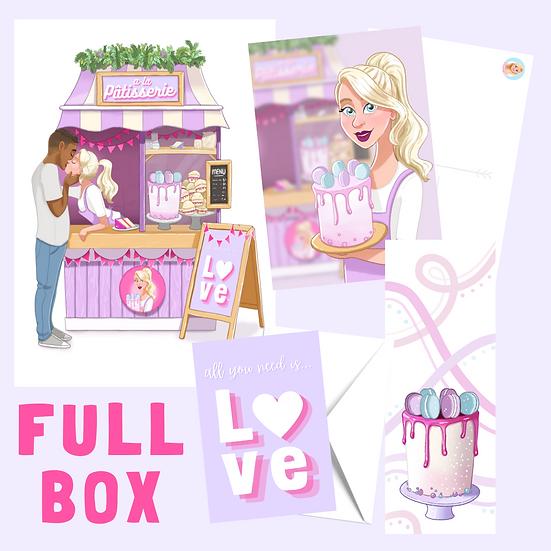 Valentines FULL BOX