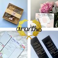 Amanthis Stationery