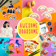 Awesome Roarsome