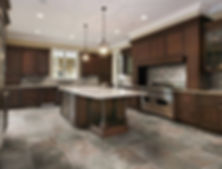 Kitchen Tile, Euro Pro Flooring, Bowmanville, Durham