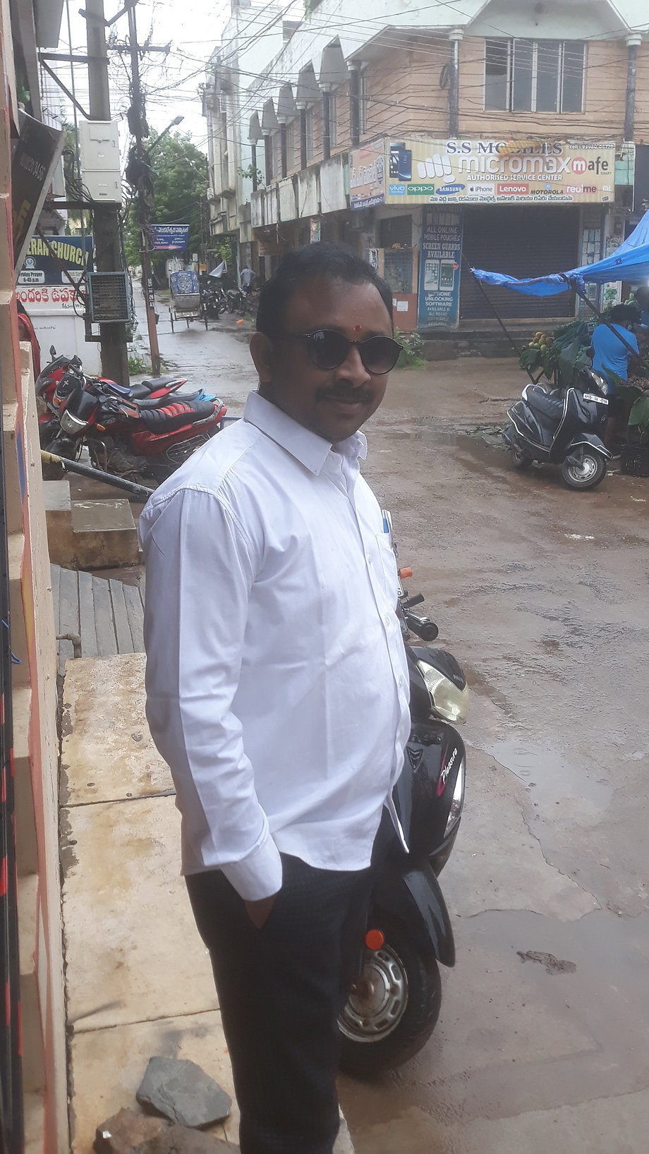 Uma satya Srinivas