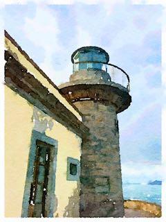 José, guardien de phare à Lobos aux Canaries