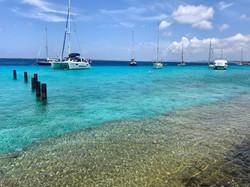Bonaire anchorage