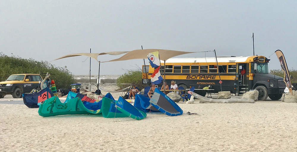 Kite Surf camp in Bonaire