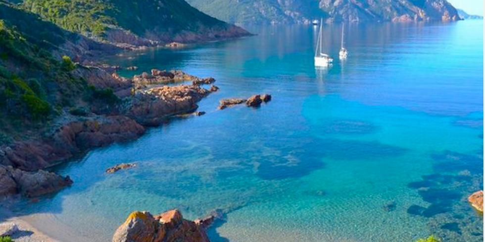 La Corse au printemps 2018