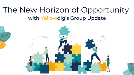 The New Horizon of Opportunity with Yellowdig's Group Update