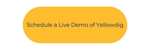 schedule a live demo of Yellowdig