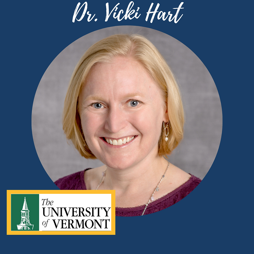 Dr. Vicki Hart of University of vermont