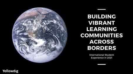 Building Vibrant Learning Communities Across Borders
