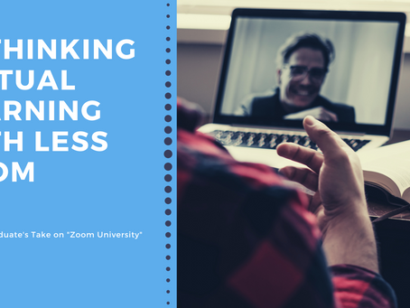 Rethinking Virtual Learning With Less Zoom