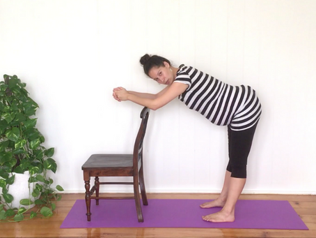The 4 Best Stretches to Relieve Back During Pregnancy (and Postpartum!)