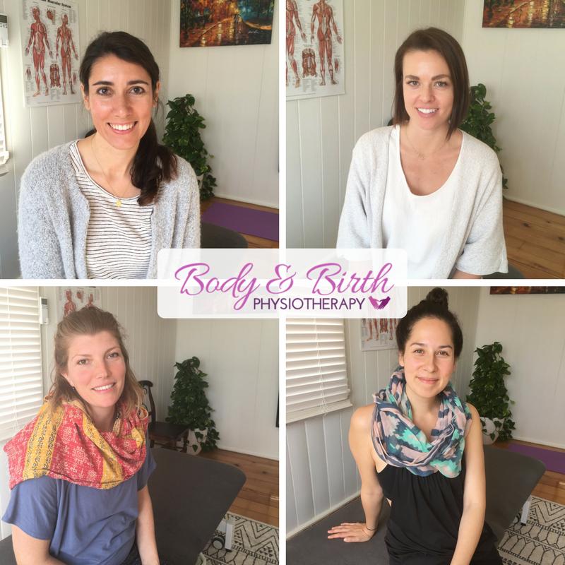 The Body & Birth Team