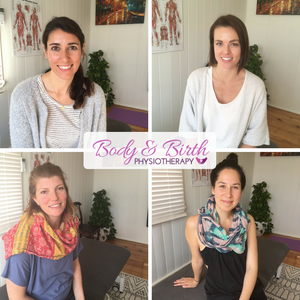 The Body & Birth Team