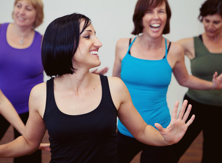 Nia: A Refreshingly Freeing Movement Class!