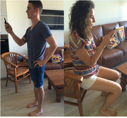 Optimal Standing & Sitting Alignment