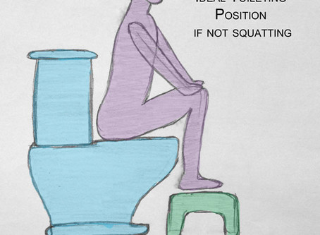 Constipation: More than just a pain in the butt