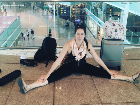 Travel Tips for You and Your Pelvis!
