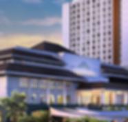 Pullman Bandung Grand Central - Hotel Ph