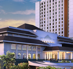 Pullman Bandung Grand Central - Hotel Ph