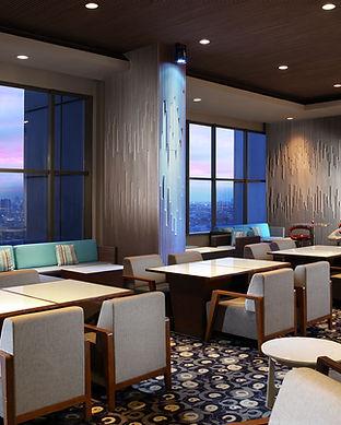 Grand Mercure Jakarta Harmoni-Sky Lounge